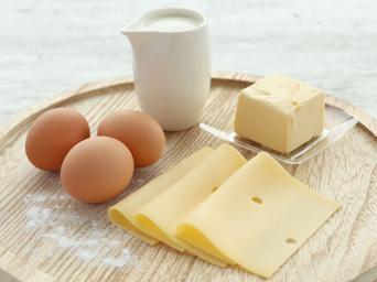 Zuivel en kaas